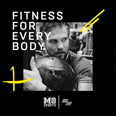 Fitness for everybody Podcast mit Moritz Fürste