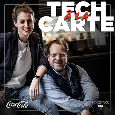 Tech a la Carte Podcast sponsored by Coca Cola